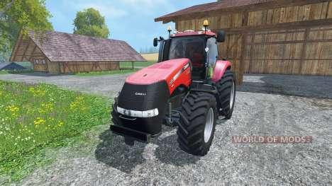 Case IH Magnum CVX 235 v1.3 pour Farming Simulator 2015