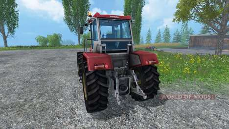 Schluter Super-Trac 2500 VL v1.0.1 pour Farming Simulator 2015