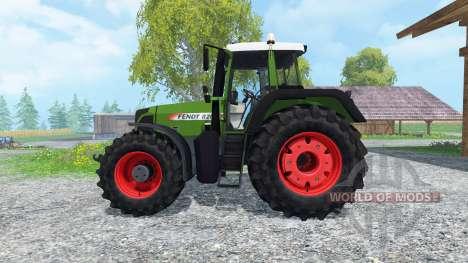Fendt 820 Vario pour Farming Simulator 2015