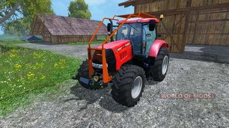 Case IH Puma CVX 160 Forst pour Farming Simulator 2015