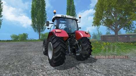 Steyr CVT 6130 pour Farming Simulator 2015