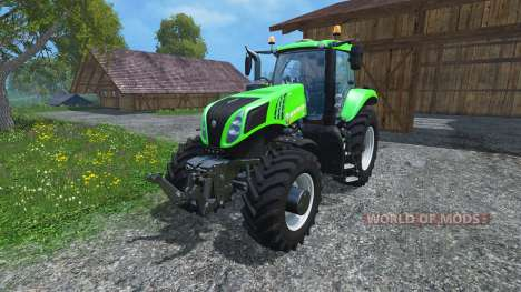 New Holland T8.435 Green Power Plus v1.2 pour Farming Simulator 2015