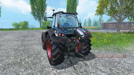 Lamborghini Mach VRT 230 Black [Recolor Wheels] für Farming Simulator 2015