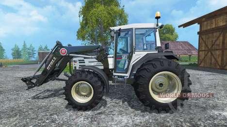 Hurlimann H488 FL v1.3 für Farming Simulator 2015
