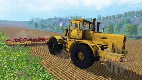 K-700A Verbindung Kirovets für Farming Simulator 2015
