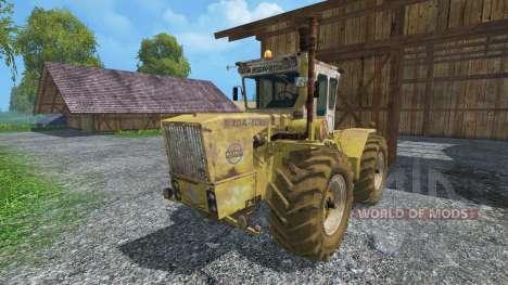 RABA Steiger 250 WSB dirt pour Farming Simulator 2015