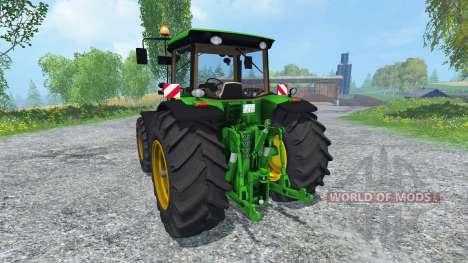 John Deere 7930 v4.0 pour Farming Simulator 2015
