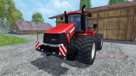 Case IH Steiger 500 HD pour Farming Simulator 2015