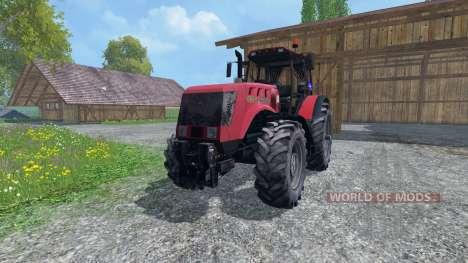 MTW 3022 DC.1 Biélorusse pour Farming Simulator 2015