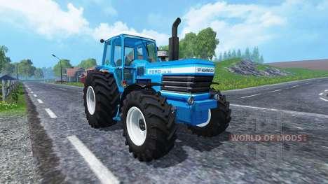 Ford TW 30 pour Farming Simulator 2015