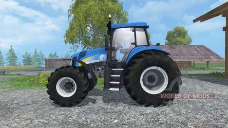 New Holland T8.020 für Farming Simulator 2015
