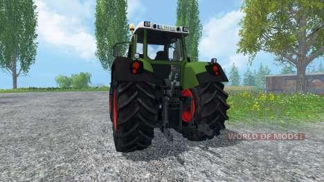 Fendt 820 Vario für Farming Simulator 2015
