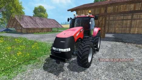 Case IH Magnum CVX 260 v1.2 pour Farming Simulator 2015