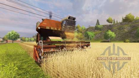 SC-5M Niva pour Farming Simulator 2015