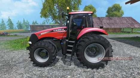 Case IH Magnum CVX 380 v1.2 pour Farming Simulator 2015