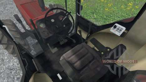 Case IH 1455 XL dirt pour Farming Simulator 2015