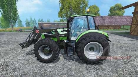 Deutz-Fahr Agrotron 7250 für Farming Simulator 2015