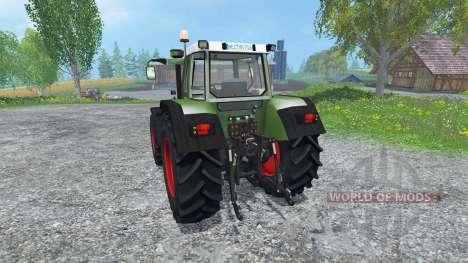 Fendt Favorit 515C für Farming Simulator 2015