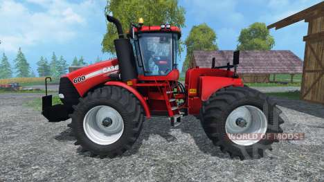 Case IH Steiger 600 HD pour Farming Simulator 2015