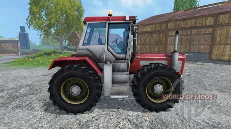 Schluter Super-Trac 2500 VL v2.0 für Farming Simulator 2015