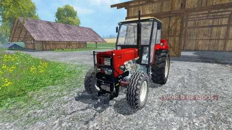 Ursus C360 pour Farming Simulator 2015