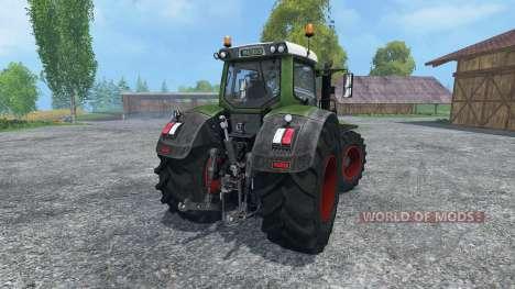 Fendt 933 Vario v2.0 pour Farming Simulator 2015