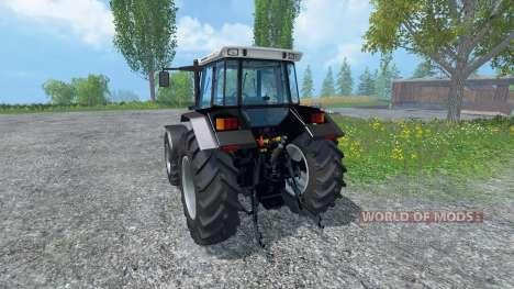 Deutz-Fahr AgroStar 6.61 Black Editon pour Farming Simulator 2015
