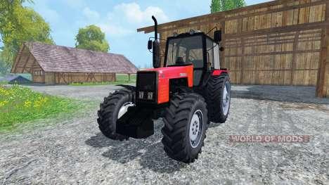 MTZ-1221 Weißrussland für Farming Simulator 2015