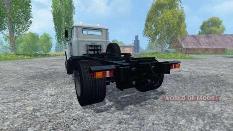 KRAZ 5133 für Farming Simulator 2015