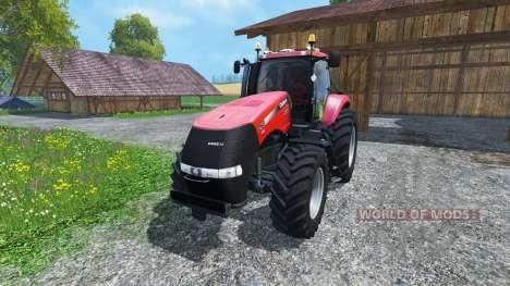 Case IH Magnum CVX 260 v1.3 pour Farming Simulator 2015