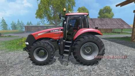 Case IH Magnum CVX 235 v1.2 pour Farming Simulator 2015