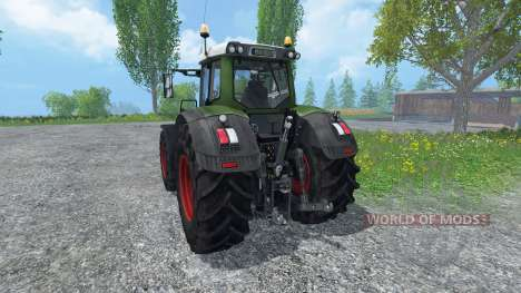 Fendt 936 Vario SCR v2.0 pour Farming Simulator 2015