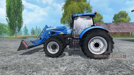 New Holland T7.040 für Farming Simulator 2015