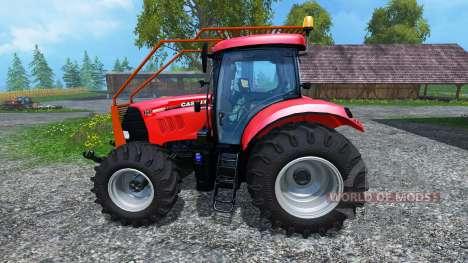 Case IH Puma CVX 160 Forst für Farming Simulator 2015