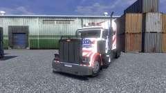Peterbilt 379 v1.2 Amel pour Euro Truck Simulator 2