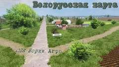 Karte SEC Borki agro für Farming Simulator 2013