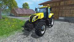 New Holland T8.435 v3.0 Final