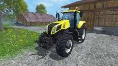New Holland T8.435 v3.0 Final pour Farming Simulator 2015
