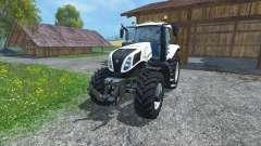 New Holland T8.435 Ultra White für Farming Simulator 2015