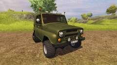 UAZ 469 pour Farming Simulator 2013