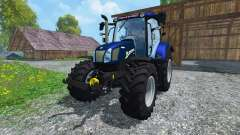 New Holland T6.160 Golden Jubilee v1.1