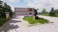 L'emplacement de la Ferme de l'Aube v2.0 pour Farming Simulator 2013