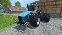 New Holland T9.565 Twin