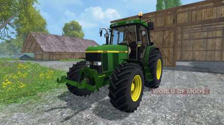 John Deere 6810 pour Farming Simulator 2015