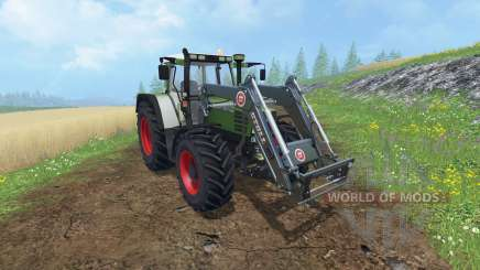 Fendt Favorit 515C FL pour Farming Simulator 2015