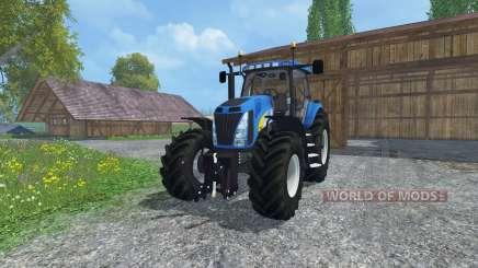New Holland T8.020 pour Farming Simulator 2015