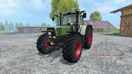 Fendt Favorit 515C pour Farming Simulator 2015