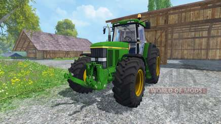 John Deere 7810 v2.0 pour Farming Simulator 2015