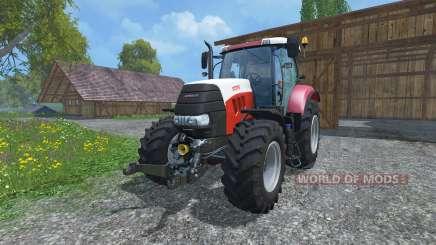 Steyr CVT 6130 für Farming Simulator 2015