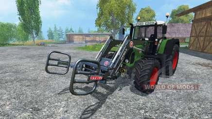 Fendt 820 Vario FL pour Farming Simulator 2015